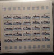 TAAF N°462 2007 Tonkinois Feuille Entière - Unused Stamps