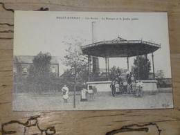 BILLY GRENAY : Les Brebis, Le Kiosque Et Le Jardin Public ................ 201101-1793 - Otros Municipios