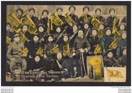 CPA Kapelle Des Vizekorugs Tientsin The Viceroy's Band - China