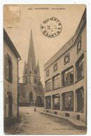 Rosporden  (29 - Finistère) La Rue De Reims - Otros Municipios