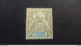 SENEGAMBIE ET NIGER - Unused Stamps