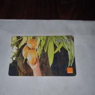 Dominicana-(orange-28rd$100)-(1584-5831-4804-89)-three Mango-(34)-(31.12.2009)-used Card+1card Prepiad Free - Dominica