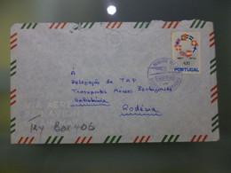 LISBOA A RODÉSIA - Briefe U. Dokumente
