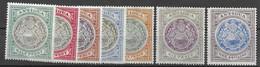 Antigua Lot Mh * All CC Watermark 155,50 Euros - 1858-1960 Kronenkolonie