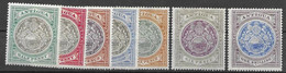 Antigua Lot Mh * All CC Watermark 155,50 Euros - 1858-1960 Crown Colony