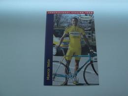 BRESCIA / ITALY: Cycliste Marco Velo - Mercatore Uno - Cycling
