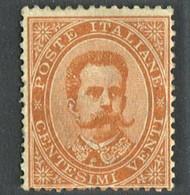 REGNO 1879 20 C. ARANCIO ** MNH - Ungebraucht