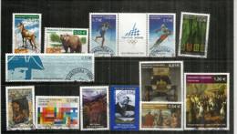 Année Complète 2006, Oblitérés, 1 ère Qualité. (Torino 2006,Napoleon 1 Er,Tabac, Ours ,Isard,etc) - Années Complètes