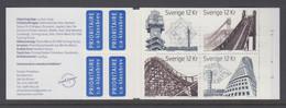 Sweden Booklet 2009 - Facit 580 MNH ** - 1981-..