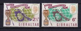 Gibraltar: 1966   World Cup Soccer     MNH - Gibraltar