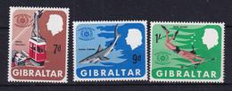 Gibraltar: 1967   International Tourist Year    MNH - Gibraltar