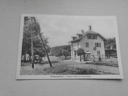 68 Pfetterhouse Douane Suisse De Beurnevesin  écrite TBE - Other Municipalities