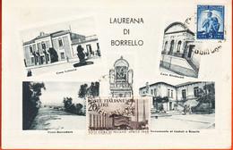 21-P5391 LAUREANA DI BORRELLO REGGIO CALABRIA - Reggio Calabria