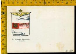 Italia Italy Italie Aviazione Aeronautica Militare 87° Squadriglia Ricognizione La Serenissima - Weltkrieg 1939-45