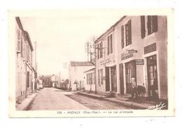 17 - ANDILLY (Char.-Mar.) - La Rue Principale - Otros Municipios