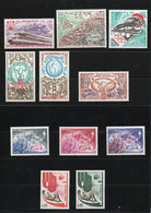 MONACO 1972 Yvert 879 + 881-882 + 894-896 + 900-904 NEUF** MNH Cote : 9,40 Euros - Nuevos