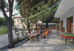 MOLINO A FUOCO - VADA - LIVORNO - BAR RISTORANTE IL GIAGUARO CON JUKEBOX E BILIARDINO / CALCIO BALILLA - 1980 - Livorno