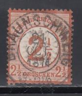 1874  Michel Nº 29 - Oblitérés
