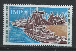Cameroun YT PA 185 Neuf Sans Charnière - XX - MNH Bateau Boat - Cameroon (1960-...)