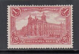 1902 Michel Nº 78 A,  Geprüft. MH. - Nuovi