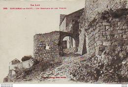 D46 CAPDENAC  Les Remparts Et Les Portes - Other Municipalities