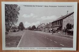 72 - RUAUDIN - Les Hunaudières - Hôtel Des Hunaudières. - Andere Gemeenten