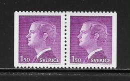 SUEDE ( EUSU - 977 )  1980  N° YVERT ET TELLIER  N° 1095b   N** - Nuovi