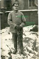 14-18.WWI Fotokarte- Deutscher Soldat .  Portrait ! Eisernes Kreuz . TOP Aufnahme ! - 1914-18
