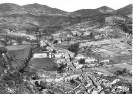 30 - LASALLE : Vue Panoramique - CPSM Village ( 1.150 H ) Dentelée Noir Blanc Grand Format - Gard - Other Municipalities
