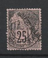 Diego Suarez - N ° 20 Oblitéré Superbe Oblitération - Used Stamps