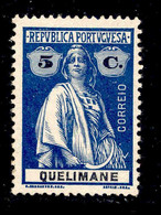 ! ! Quelimane - 1914 Ceres 5 C - Af. 31 - MH - Quelimane