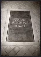 E4598 - TOP Leipzig Johann Sebastian Bach Ruhestätte Thomaskirche - Bild Und Heimat Reichenbach Qualitätskarte - Unclassified