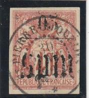 Saint Pierre Et Miquelon N°  5 Oblitération Centrale Parfaite - Used Stamps