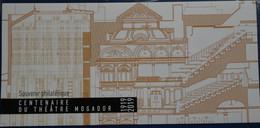 FRANCE 2019 Blocs Souvenir  THEATRE MOGADOR N° YT BS 153 SOUS BLISTER Cote 14e - Foglietti Commemorativi