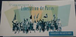 FRANCE 2019 Blocs Souvenir  LIBERATION DE PARIS N° YT BS 157 SOUS BLISTER Cote 10e - Foglietti Commemorativi
