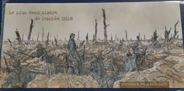 FRANCE 2017 Blocs Souvenir LE PLUS BEAU TIMBRE 2016 N° YT BS 141 SOUS BLISTER Cote 36e - Foglietti Commemorativi