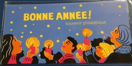 FRANCE 2015 Blocs Souvenir BONNE ANNEE N° YT BS 113 SOUS BLISTER Cote 15e - Souvenir Blokken