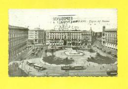 MILANO - STORIA POSTALE - TARGHETTE - ANNULLI A TARGHETTA - Milano (Mailand)