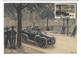 Luxembourg 2014 Premiere Guerre Mondiale ¦ WW I World War ¦ Erster Weltkrieg - Briefe U. Dokumente