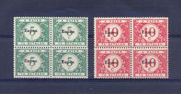 Nr. OC101/OC102 In Blok Van 4  ** MNH Postgaaf  Prachtig - [OC55/105] Eupen/Malmedy