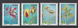 France - 2011 - Y&T Préo 259 à 262 ** (MNH) - Sin Clasificación