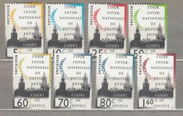 NETHERLANDS 1991 Officials Mi 51-58 MNH(**)  #20676 - Dienstpost