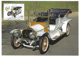 Luxembourg 2014 Opel Voiture ¦ Car ¦ PKW Auto - Briefe U. Dokumente