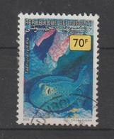 Djibouti 1990 Poisson 663B 1 Val Oblit Used - Dschibuti (1977-...)