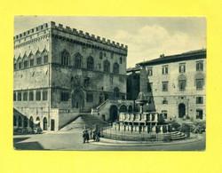 PERUGIA - STORIA POSTALE - TARGHETTE  - ANNULLI A TARGHETTA - Perugia