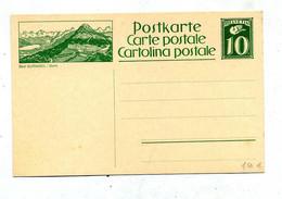 Carte Postale 10  Colombe Illustré Gurnigel - Stamped Stationery