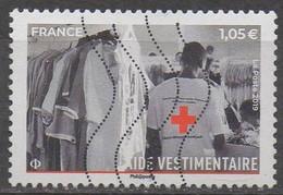 FRANCE  2019  __  N°  5352 __  OBL VOIR SCAN - Used Stamps
