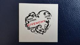 France Timbre NEUF Autoadhésif N° 103 ** Ou 3999 - Cœurs De La Saint Valentin 2007 - Les Givenchy 50 Gr - Adhesive Stamps