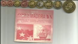 Serie Prova 2005 Euros Portugal/Madeira - Azores