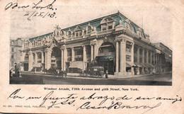 NEW YORK / WINDSOR ARCADE / FIFTH AVENUE AND 46 TH STREET - Non Classificati
